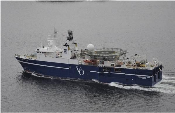 Nordic Explorer (Photo: SeaBird Exploration)