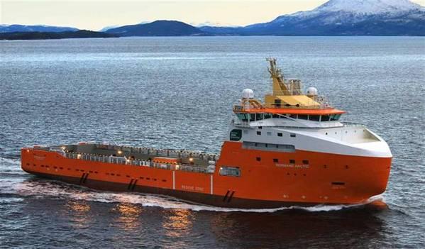 Normand Arctic - Credit: Solstad Offshore