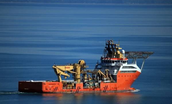 Normand Baltic - Credit: Solstad Offshore