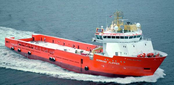 Normand Flipper - Image by Solstad Offshore