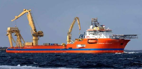 Normand Installer (Photo: Solstad Offshore)