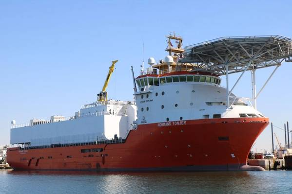 Normand Tonjer - Credit: Solstad Offshore