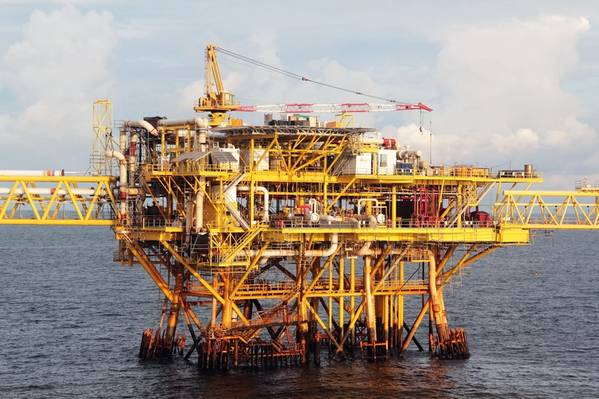 The North Sea is currently home to approximately 11,000 oil and gas wells with 2,379 expected to be decommissioned over the next 10 years. (Photo: Heriot-Watt University)