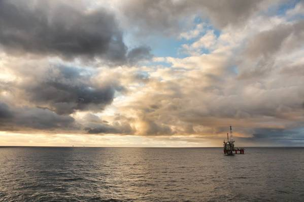 The UK North Sea seabed survey – CGG's largest ever – is partly funded by supermajor BP (File photo: BP)