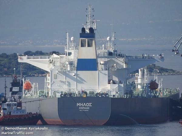 An Ocean Yield Tanker - Credit: Demosthenes Kyriakoulis/MarineTraffic.com