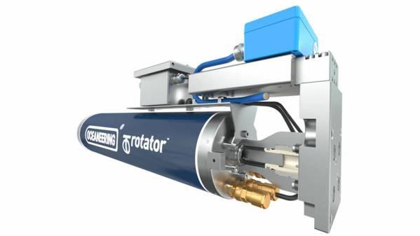 Oceaneering Rotator Topside Chemical Throttle Valve (T-CTV) (Image: Oceaneering)