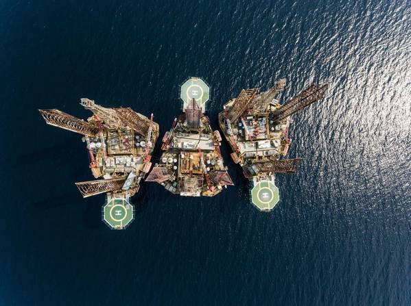 Offshore rigs in Africa - Credit: Jan / AdobeStock