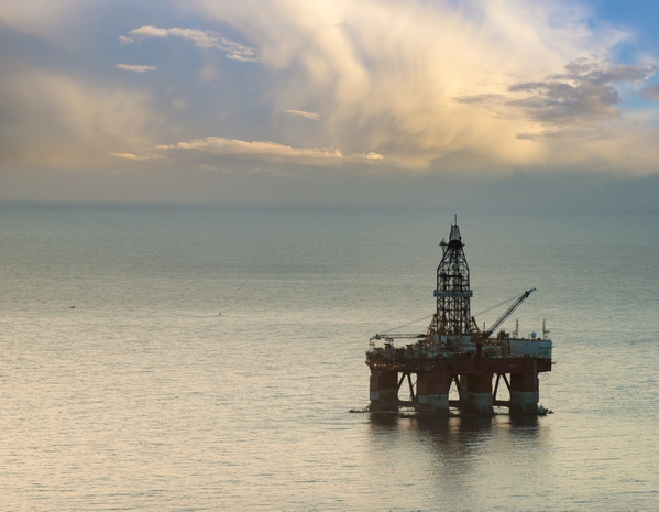 Offshore drilling rig - Credit: Mike Mareen/AdobeStock