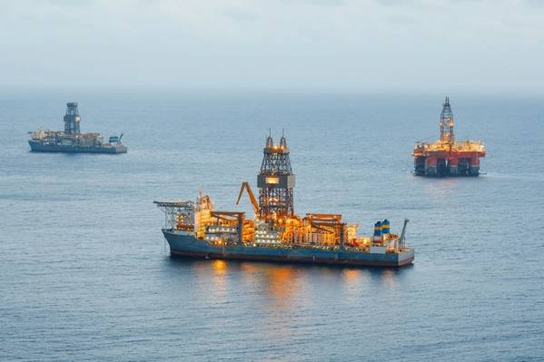 Offshore drilling rigs - Image by nikkytok - AdobeStock