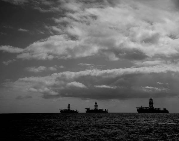 Offshore drillships - Credit:ptoscano/AdobeStock
