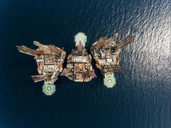 Offshore installation in Africa, Image by Jan/AdobeStock