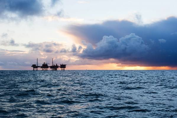 An offshore platform complex in Norway/Credit: Lukas Z/AdobeStock