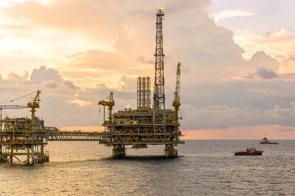 An offshore platform in Malaysia - Credit: wanfahmy/AdobeStock