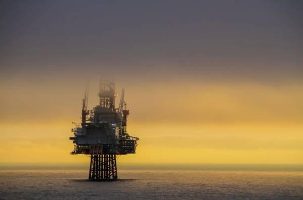 An offshore platform in Norway - Credit: Arild/AdobeStock