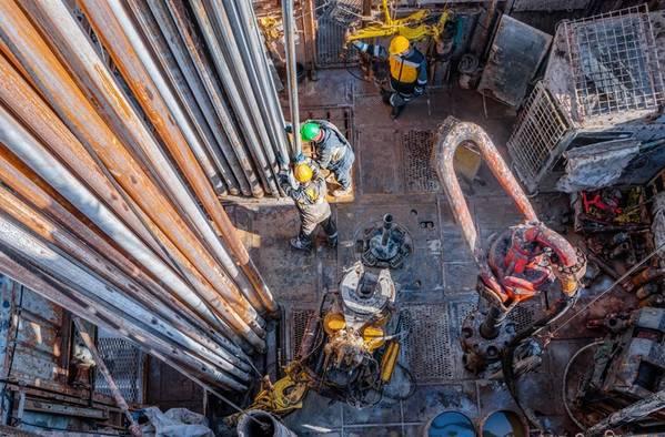 Offshore workers - Credit: Алексей Закиров/AdobeStock