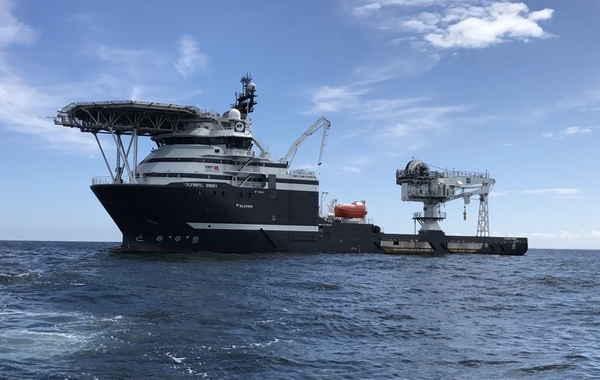 Olympic Artemis -Credit: Olympic Subsea