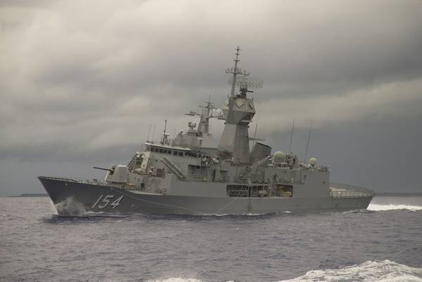 Parramatta IV - Image Credit: Royal Australian Navy (File Photo)