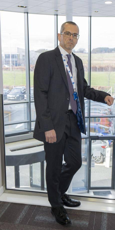 Gary Paver is ASCO's new CFO- Image by ASCO