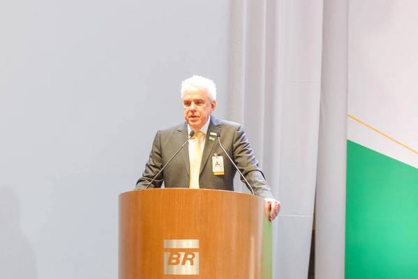 Petrobras Chief Executive Roberto Castello Branco (Photo: Petrobras)