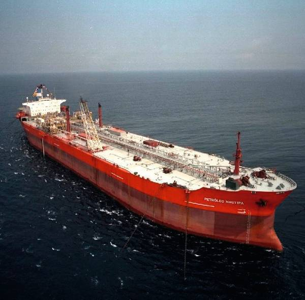 Petroleo Nautipa FPSO is used for oil production at the Etame field offshore Gabon - Image credit: BW Offshore