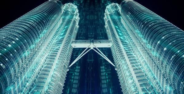 Petronas Twin Towers / Credit: Schlumberger