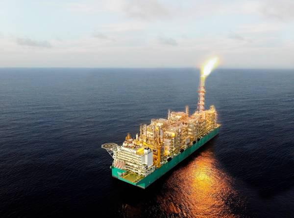PFLNG Dua - Credit: Petronas