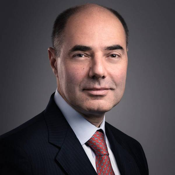Philippe Kavafyan, CEO offshore wind turbine maker MHI Vestas Offshore Wind - Credit: MHI Vestas Offshore Wind