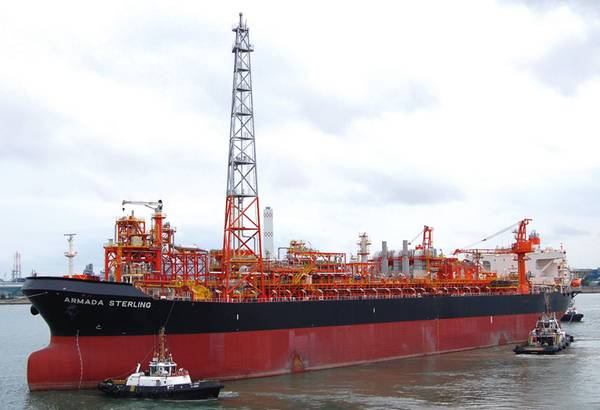 File Photo: Armada Sterling - Credit: Keppel Corp.