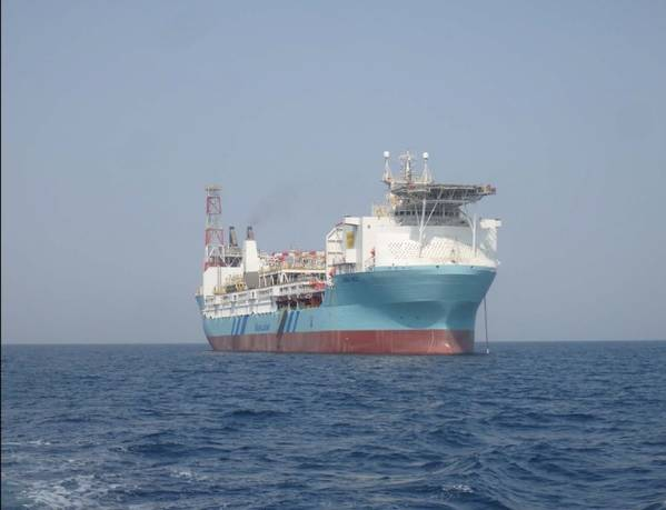 Aoka Mizu FPSO (Photo: Bluewater)