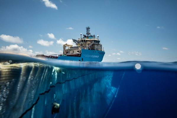 Photo credit: The Ocean Cleanup