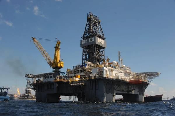 File photo: Development Driller III (US Coast Guard photo by Matthew Belson)