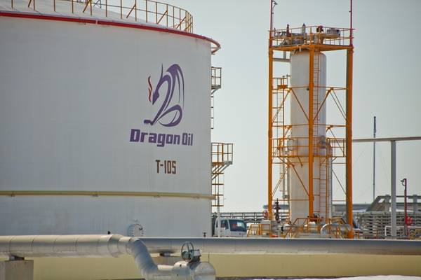 (Photo: Dragon Oil)