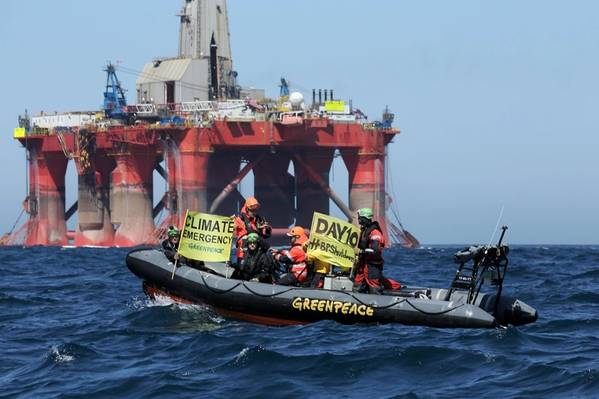 (Photo: Greenpeace)