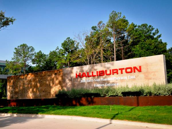 (Photo: Halliburton)