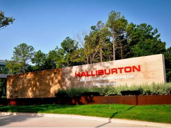 File Photo: Halliburton