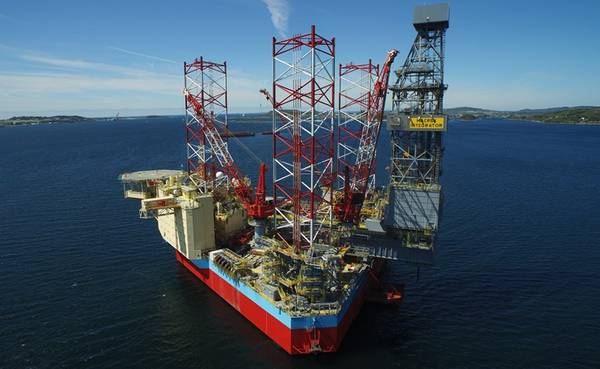 (Photo: Maerk Drilling)