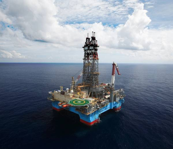 (Photo: Maersk Drilling)