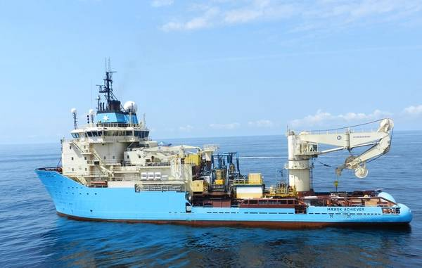 (Photo: Maersk Supply Service)