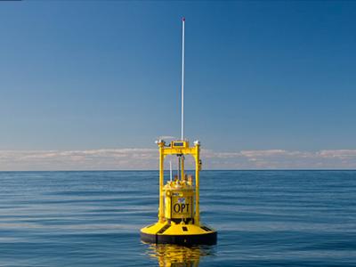 Photo: Ocean Power Technologies