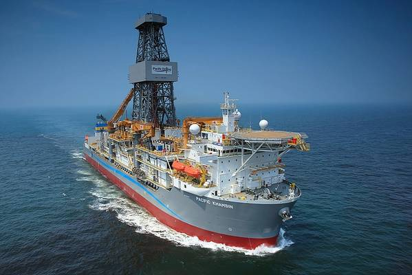 (Photo: Pacific Drilling)