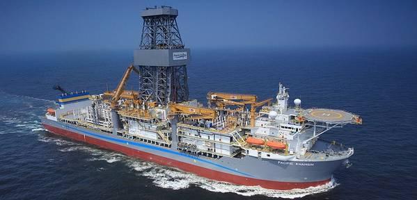 (File photo: Pacific Drilling)