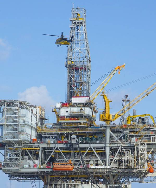 File photo: BP's Mad Dog platform in the Gulf of Mexico (Photo: BP)