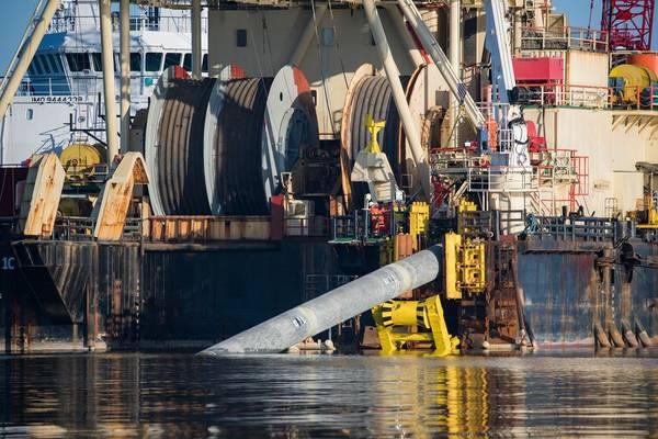 (File Photo: Nord Stream 2 - © Axel Schmidt)