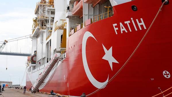 (Photo: Turkish Petroleum International Company)