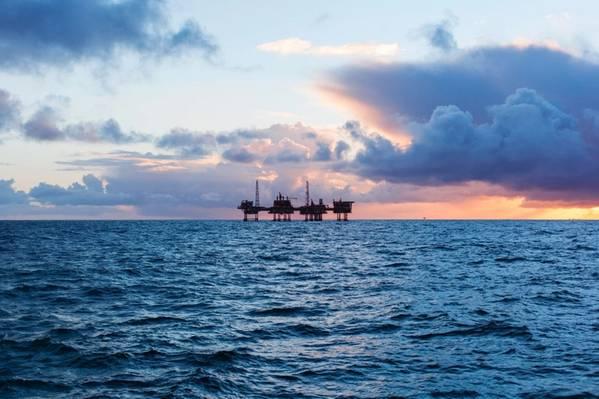 Oil platform in Norway  - Credit: Lukasz Z/AdobeStock