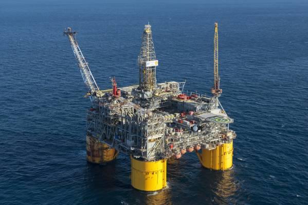 Ursa platform (Photo: Shell)