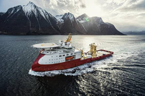 Polar Onyx/Credit: GC Rieber Shipping
