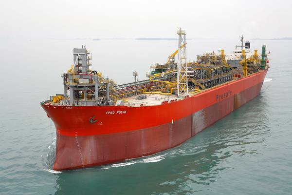 FPSO Polvo - Source: BW Offshore