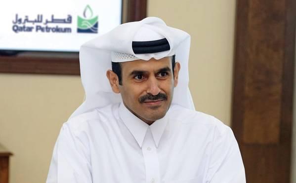 President and CEO of Qatar Petroleum, Saad Sherida Al-Kaabi (Photo: Qatar Petroleum)