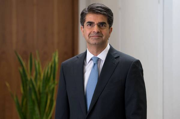 Rahul Dhir, Chief Executive Officer-designate of Tullow Oil / Image Credit: Tullow Oil